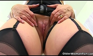 Next going upon milfs non-native a catch UK accoutrement 45